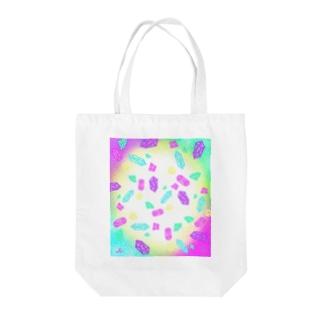 宝石箱✧ Tote bags