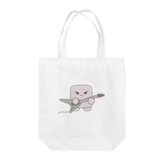 ギモーヴ♪モワルン (ギター) Tote bags
