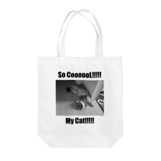 So Cool My Cat! ~ebizori~ Tote Bag