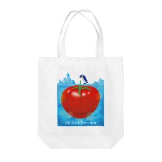 Slow TypingのChilled Tomato 冷やしトマト 192 Tote bags