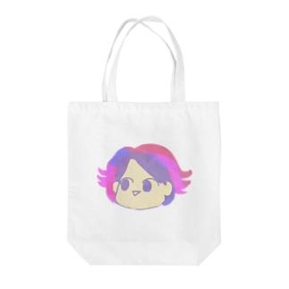 紋様屋のJIGAZOU_bocci Tote bags