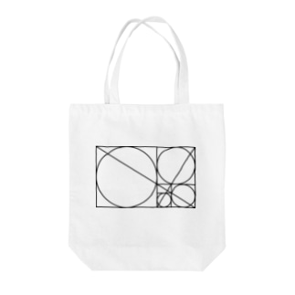 GOLDEN RATIO 2 Tote bags