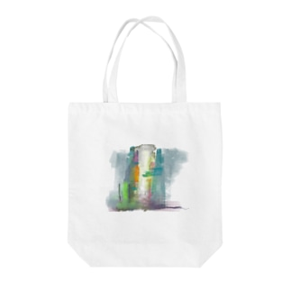 花道 Tote bags