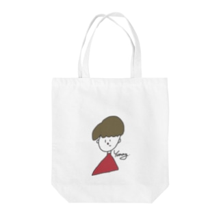 yummyくん Tote bags