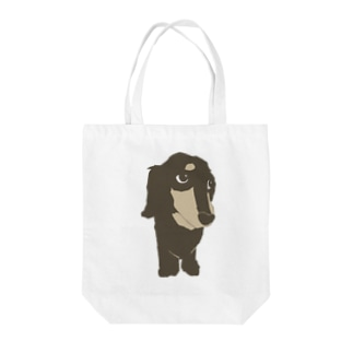 いぬくん Tote bags