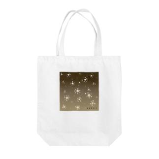 カレイ Tote bags