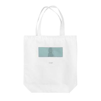 escape Tote bags
