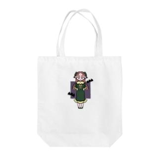バットガール Tote bags