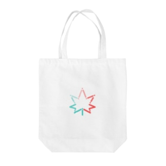 Japanese Maple Tote bags