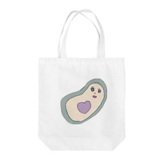 ブルベアボカドちゃん Tote bags
