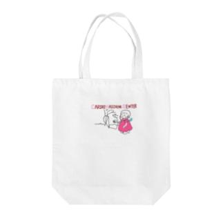 心臓病センター 天使ちゃん Tote bags