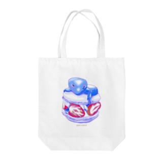 pon'nene × トゥンカロン トートバッグ Tote bags