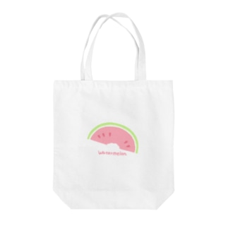 Watermelon Tote bags