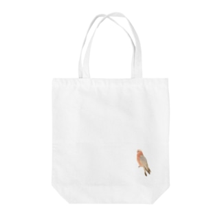 桃色メヂカラ Tote bags