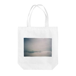 雲海  Tote bags