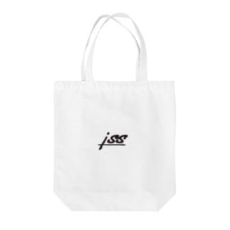 イズロゴ Tote bags
