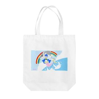 人魚のメルディナちゃん Tote Bag
