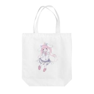 桃雛なの Tote bags