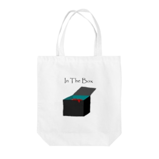 In The Box Tote bags