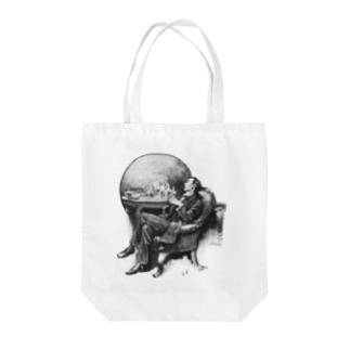 シャーロック・ホームズ <ストランド・マガジン> Tote bags