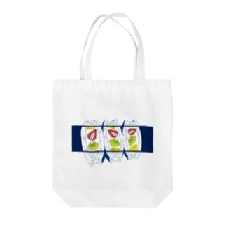 フルーツサンド (カラーver.) Tote bags