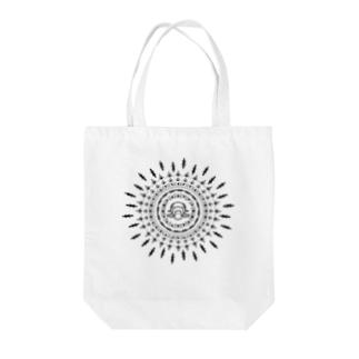 アジアンチックなカモノハシ Tote bags