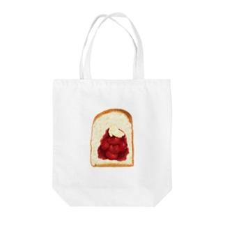 ジャムパン Tote bags