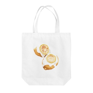 レモンケーキ Tote bags