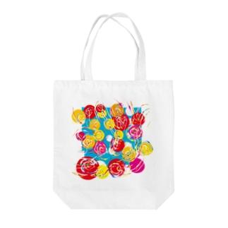 yo-yo Tote bags