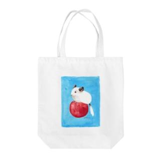 plum shopのplum on plum Tote bags