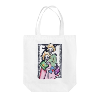 D.T.K. SISTERS Tote bags