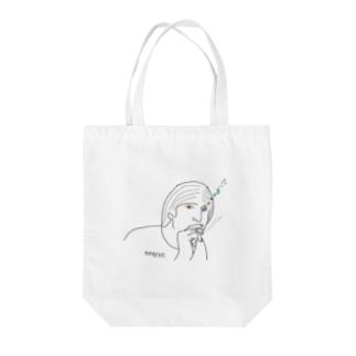 色目 Tote bags