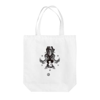 蝙蝠の子 (布色変更可)  Tote bags