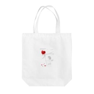 えぐる☆てんし Tote bags