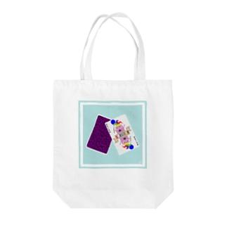 【白田亜利紗コラボ】Spectre Card Tote bags