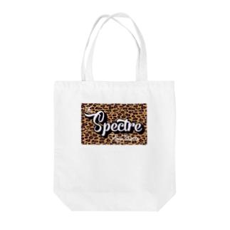 【白田亜利紗コラボ】Spectre Leopard Tote bags