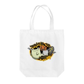 ハロウィン Tote bags