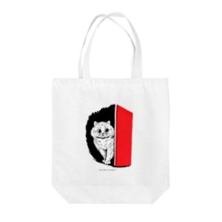 古書 天牛書店のルイス・ウェイン ねこ Tote bags