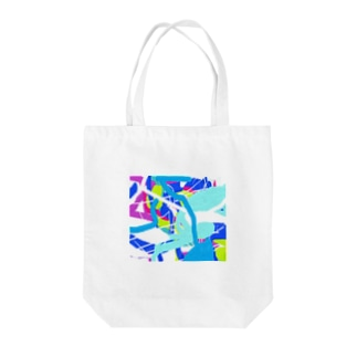 Line Tote bags