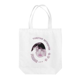 ASITA_PRODUCTSのゆりやんレトリィバァ×ASITA_PRODUCTS Tote bags