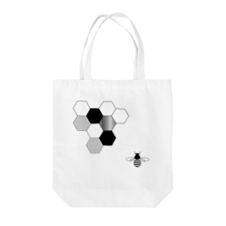 ハニカム Tote Bag
