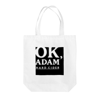 Hostel&Bar CAMOSIBA OfficialのOK,ADAM shopping Tote bags