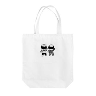 えいりお日記オリジナル(モノクロ) Tote bags