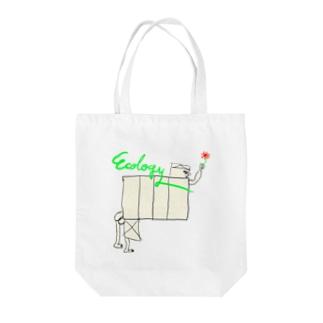 エコロジートート Tote bags