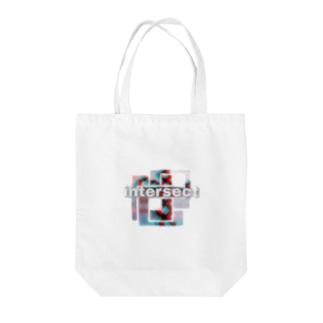 ☆インターセクト☆ Tote bags