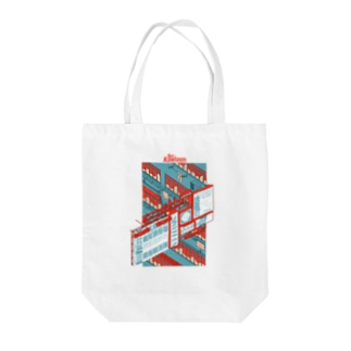 Re:Kowloon-A Tote bags