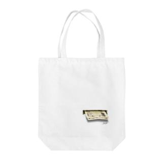 おつりのチラリズム Tote bags