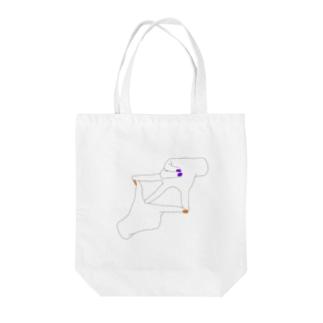 ハロウィン ネイル Tote bags