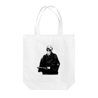 THE AIKIDO Tote bags