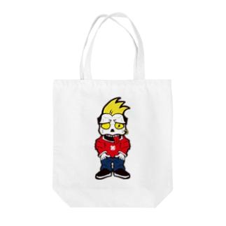 MONSTERNAIKUトートバッグ Tote bags
